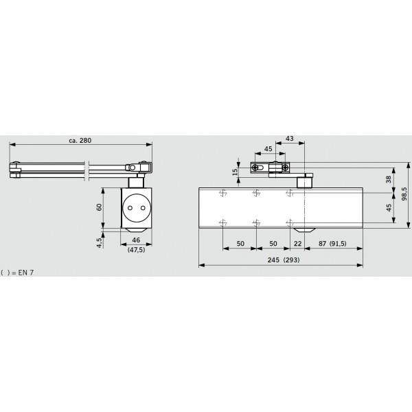 Dorma Ts 83 En3 6 Bca Dc Xanxus Metal